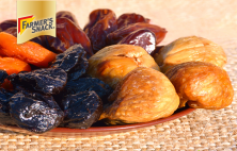 Classic dried fruits